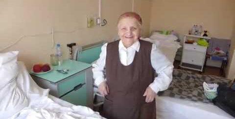 Юмор в больнице. Анекдот от Бабушки Зины-2. Боткинская больница Москва