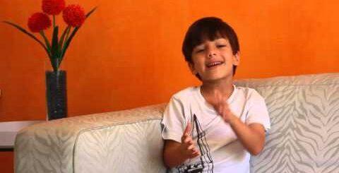 Детский юмор - песня для мамы