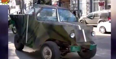 """""""Новейшая техника"""" Украины ... Юмор и Приколы!!!!"""