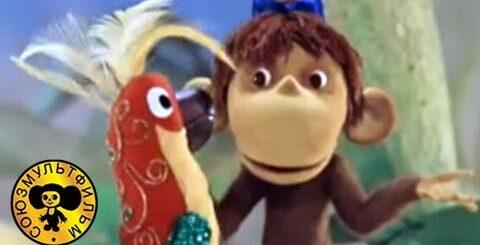 Зарядка для хвоста (38 попугаев)   Советские поучительные мультфильмы для детей