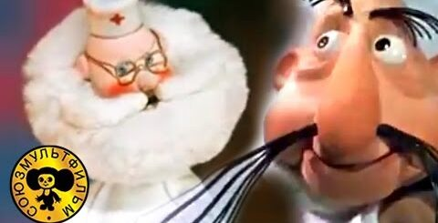 Айболит и Бармалей   Советские мультфильмы для детей