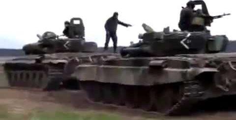 Армия России (прикол/борьба с танком, не равный бой)