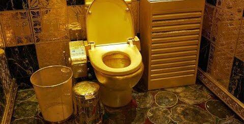 Как государство тратит налоги граждан США: туалет за 2 миллиона $