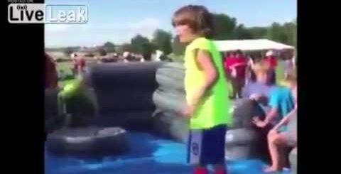 Очень упорный мальчик