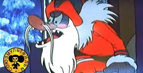 Праздник новогодней ёлки | Советский мультфильм для детей
