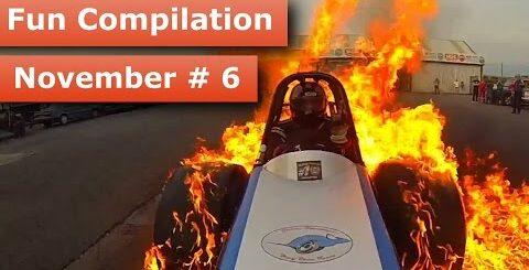 [BugagaTV] Огненный Гонщик  | Приколы и Фейлы 2016 Ноябрь # 6