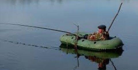 Приколы, необычные случаи и невероятные уловы на рыбалке. № 8