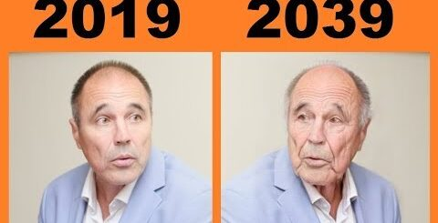 Уральские пельмени в старости FaceApp