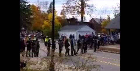 Mayhem erupts in neighborhoods surrounding Keene State College