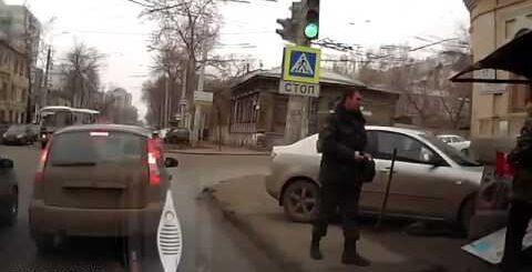 Автоприколы из России