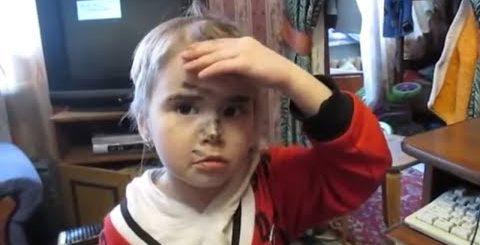 Попробуй Не Засмеяться С Детьми - Смешные Папы И Дети! Приколы С Детьми 2018!