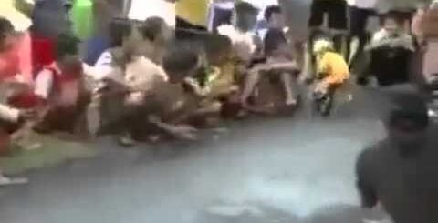 Лучшие Приколы. SAMYY KLASS.Обезьяна на мотоцикле! Monkey Riding on Motorcycle