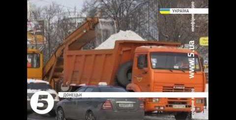 #Донецьк: чути звуки стрілянини