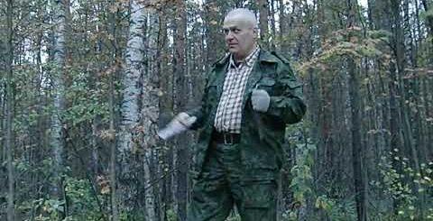 Секретный бросок ножа  Приколы про армию про военных. Жесть