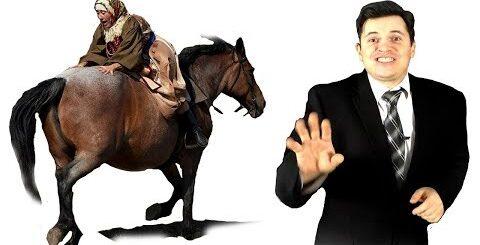 Пародия на тех, кто все знает ► Я не лошадь!