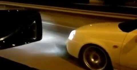 """""""SAMYY KLASS"""" -- Приора Turbo vs BMW X5"""