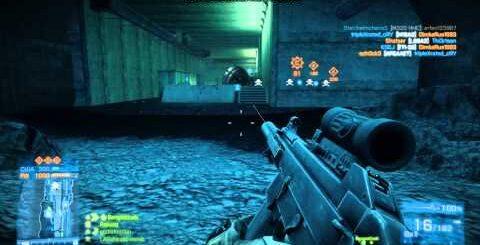 Battlefield 3 самый класс на 4 минуте