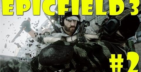 Battlefield 3: EPICFIELD 3 #2 PC [HD]