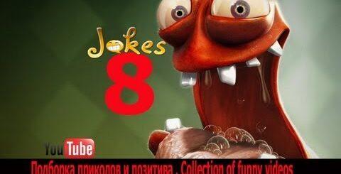 #8 Подборка приколов и позитива . Collection of funny videos #8