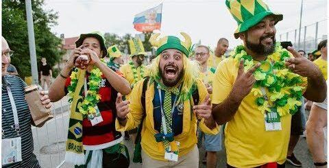 Бразилец тот самый /Подборка /Смешные моменты /ЧМ2018 /ПРИКОЛЫ