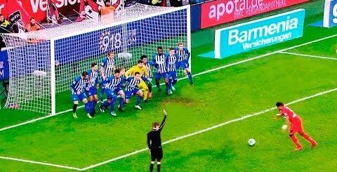 15 Самых Необычных Моментов в Футболе
