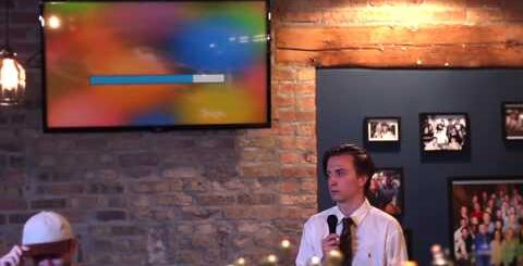 Yikes... This Guy Showed Up To A Karaoke Bar To Sing 'Tequila'