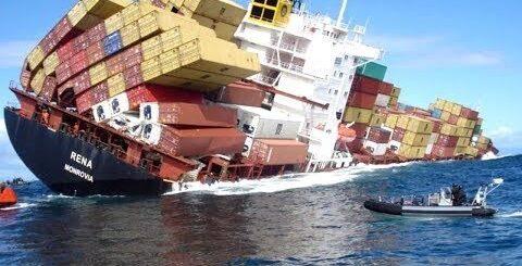 СЛУЧАЙ В МОРЕ |  Комбинация Аварийных Ситуаций Кораблях интересное видео смотреть приколы