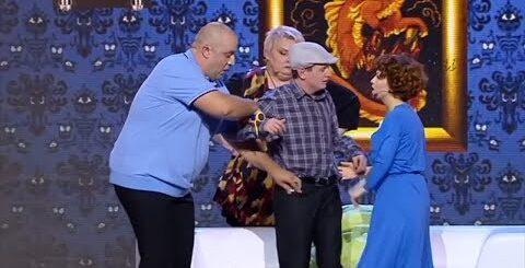 Лучшие приколы 2018: Жена решила и муж своими руками делает ремонт - Дизель шоу    Дизель cтудио