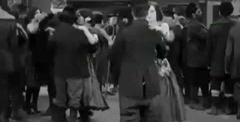 Приколы Чарли Чаплина