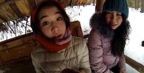 ЭТО НЕ ВАШИ ВПИСКИ! Приколы местных девчонок в тайге!
