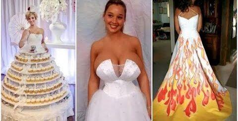 Гениальные свадебные фото или фото приколы со свадеб. Wedding Fails