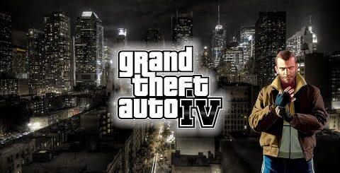 Grand Theft Auto IV Приколы