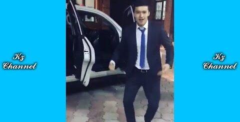 ПАРЕНЬ НЕРЕАЛЬНО КРУТО ТАНЦУЕТ | Самые Лучшие ПРИКОЛЫ И DUBSMASH танцы КАЗАХСТАН РОССИЯ #106