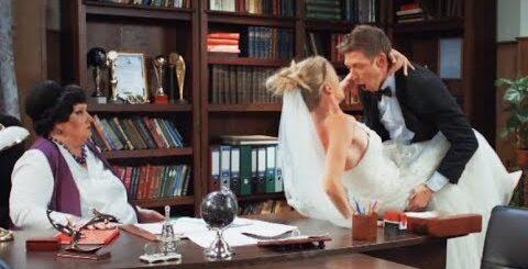 Первая брачная ночь в школе   САМЫЕ  СМЕШНЫЕ ПРИКОЛЫ 2017 ПРО УЧИТЕЛЕЙ   ЮМОР ICTV