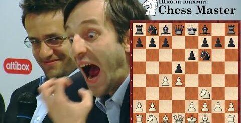 Шахматы - это весело! Топ 12 приколов в шахматах