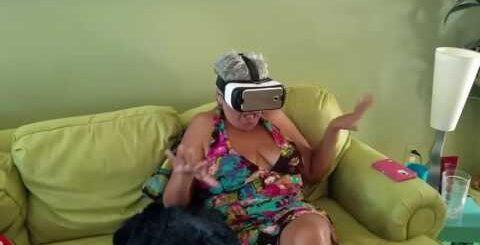 Приколы про VR очки