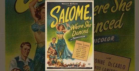 Саломея, которую она танцевала (1945) фильм