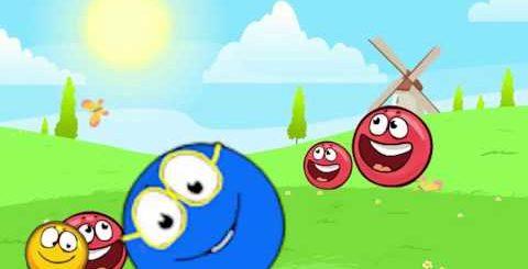 Красный Шарик и Новые Враги Новинка от Спуди! Для детей