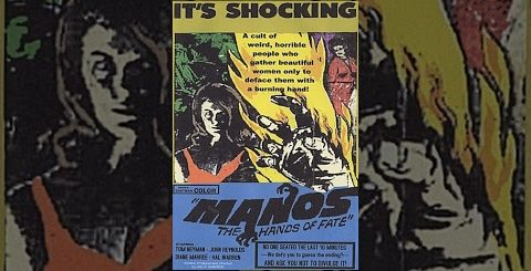 Манос: Руки судьбы (1966) фильм