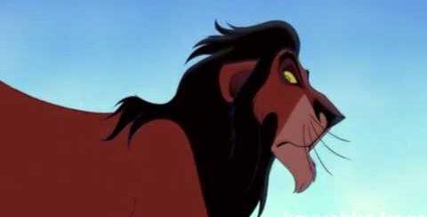 (король лев)отец и сын прикол (читайте описание)