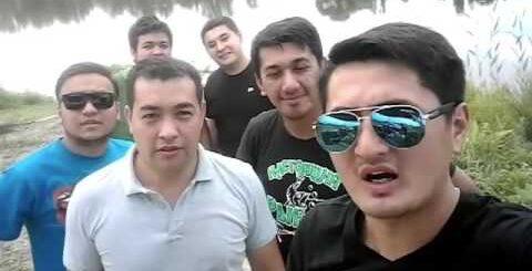 "Ринат Таипов! --- Уйгурские приколы ""Хахнин Баллыри --2"" (Ответка!)"