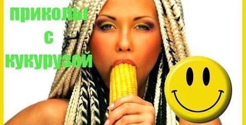 Приколы с Кукурузой - Tricks with Corn