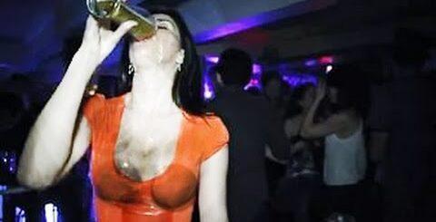 Пьяные девушки. ЭРО ПРИКОЛЫ 2016 Только 18+