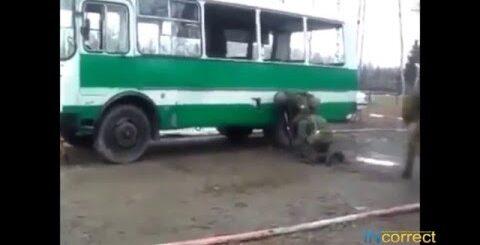 Приколы - Настоящий спецназ в действии))))