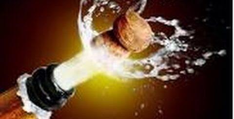 Приколы с шампанским