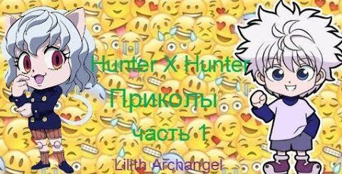 Hunter X Hunter   Хантер Х Хантер    Охотник Х Охотник - приколы