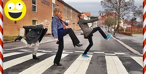 █ Трындец 23. МЫ ПЕШЕХОДЫ. ПРИКОЛЫ 2015. СБОРНИК, pedestrians.  Best Funny videos! joke