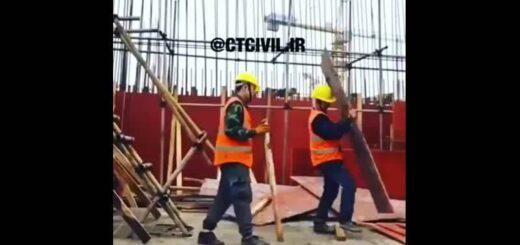 Весёлые строители